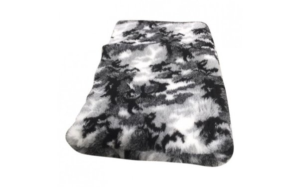 Ved Bed Camouflage Grau