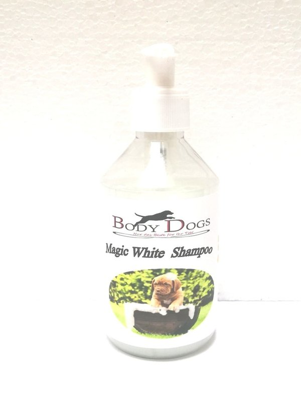 Body Dogs Shampoo Magic White