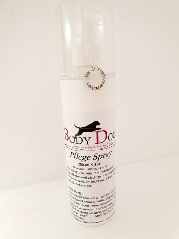 Body Dogs Pflege Spray
