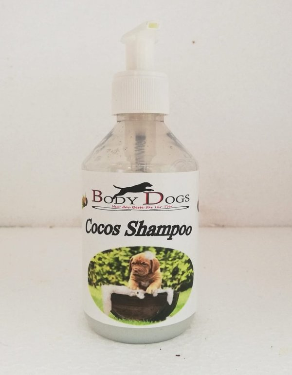 Body Dogs Shampoo Cocos